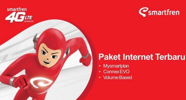 3 Jenis Paket Internet Smartfren Murah