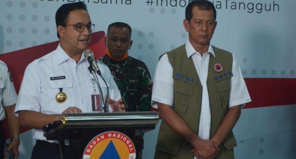 DKI Jakarta Resmi Memperpanjang Kebijakan PSBB