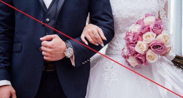 Gelar Resepsi Pernikahan di Tengah Wabah Corona akan Dihukum