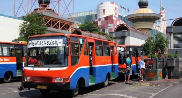 Jika Jakarta Lockdown, Maka Transportasi Umum Masih Beroperasi