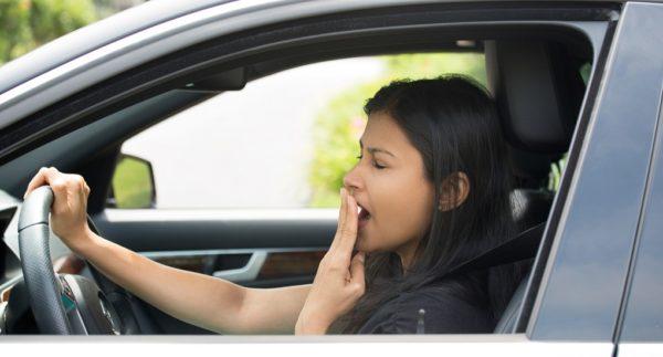 5 Cara Mudah Menghindari Microsleep Saat Berkendara