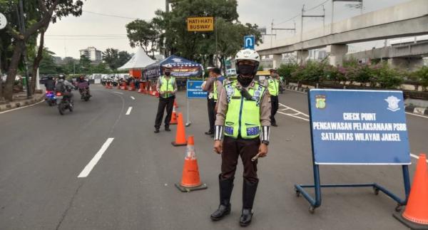 Sanksi Putar Balik bagi Pemudik yang Berniat Kembali ke DKI Jakarta