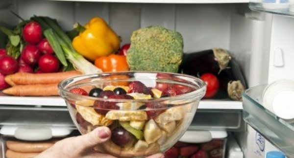 4 Tips Menyimpan Persediaan Makanan