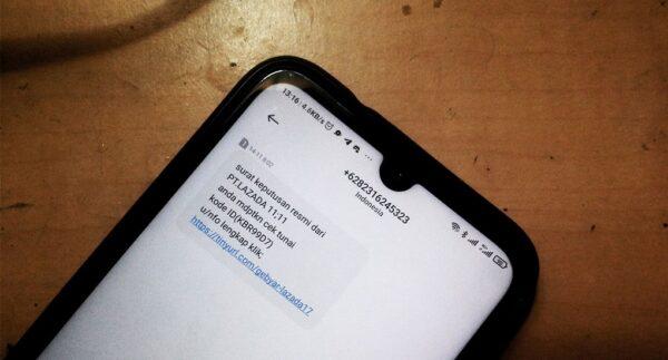 4 Cara untuk Mengetahui Penipuan Melalui SMS